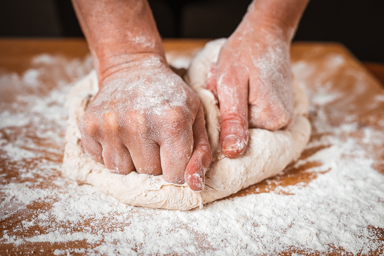 Pizza thuis maken