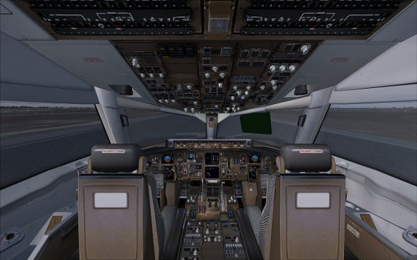 767 Cockpit Fsx - Year of Clean Water