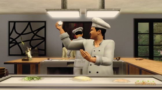 SN Mini Review Teppanyakigrill van Chun Co  Sims Nieuws