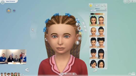 Haarstijlen meisjes