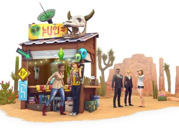 The Sims 4: StrangerVille