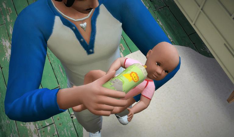 The Sims 4'te Bebeğin Cinsiyetini Belirleme