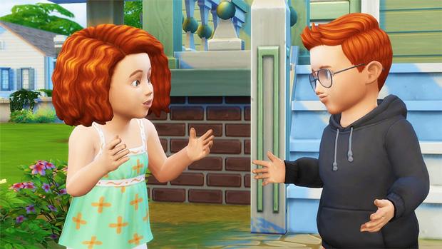 Sims 4'te bebeğin cinsiyetini belirleme