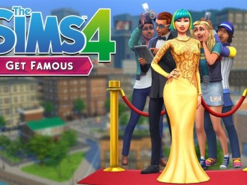 Sims 4 Get Famous
