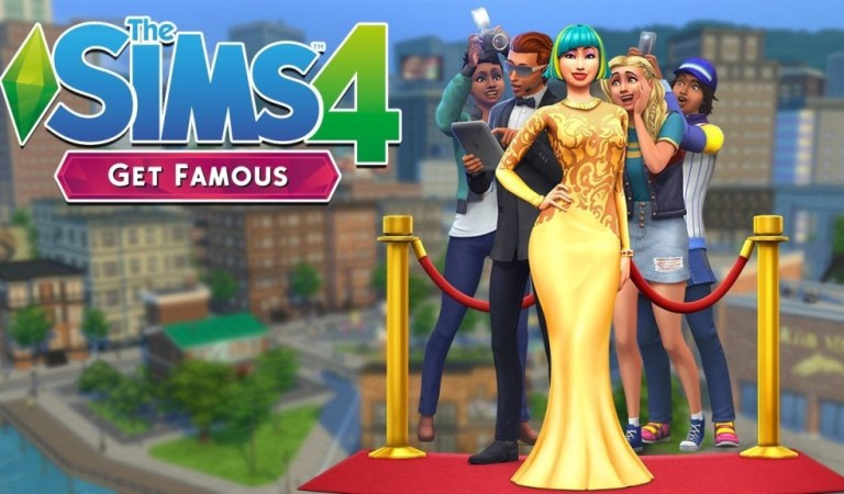 The Sims 4: Get Famous Rehberi