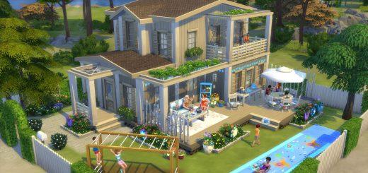 The Sims 4  Immergetevi nel verde con la sfida dei