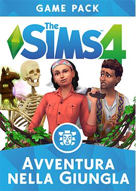 The Sims 4 Avventura nella Giungla Game Pack  SimsWorld