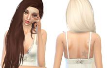 Downloads Für Die Sims 4 Halloween Frisuren Herbst Und Ganz