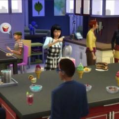 Cool Kitchen Stuff Valance Curtains Die Sims 4 Coole Küchen Accessoires Eigenes Eis Für