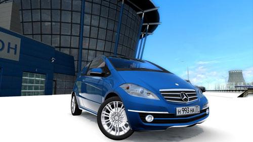 Mercedes-A200-Turbo
