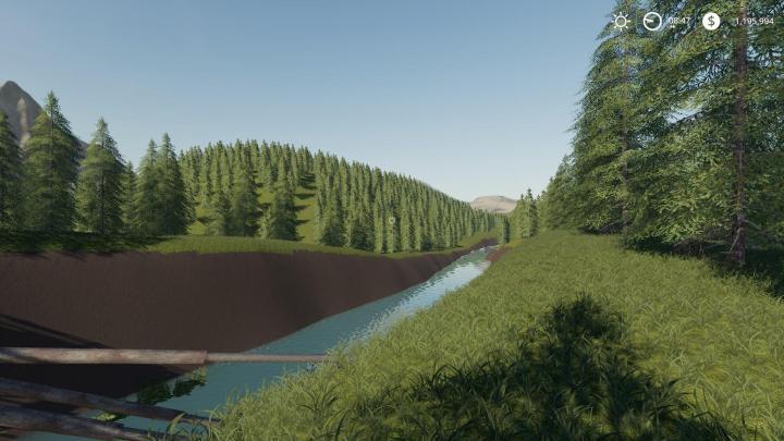 FS19  Boulder Canyon Logging Map V1  Simulator Games Mods Download