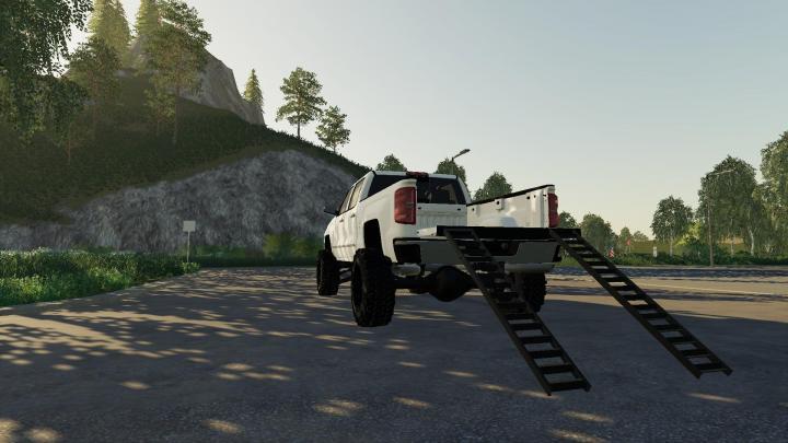 FS19  2016 Chevy 2500Hd Duramax V12  Simulator Games