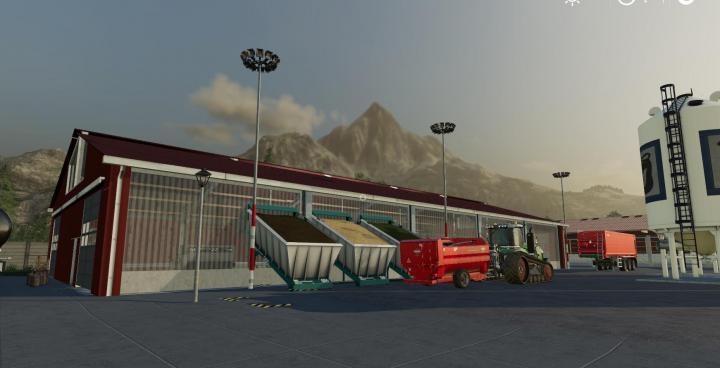 FS19  Large Cow Pasture V13  Simulator Games Mods Download