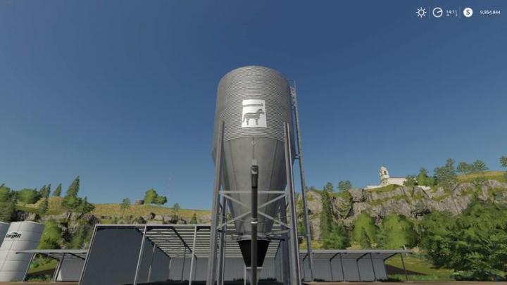FS19 Placeable Seed Fertilizer Food Stations V1050 Simulator Games Mods Download