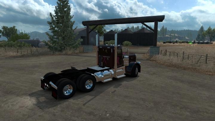 Montana Expansion V0.9.9.6 ATS 1.40.x - Simulator Games Mods