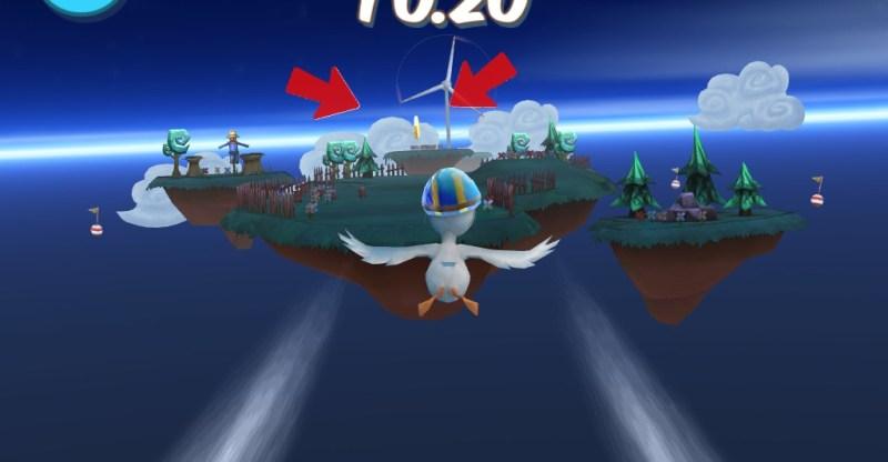 Simulazione volo, Uccelli, Gioco volo, Simulatore volo