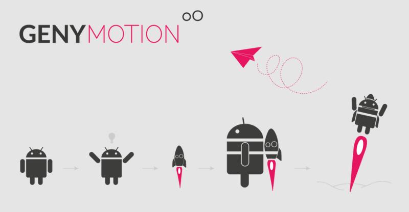 Genymotion, l'emulatore più veloce per Android