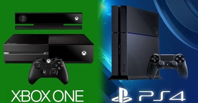 Confronto Xbox One e PS4