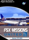 Perfect Flight - FSX Missions United B737-800