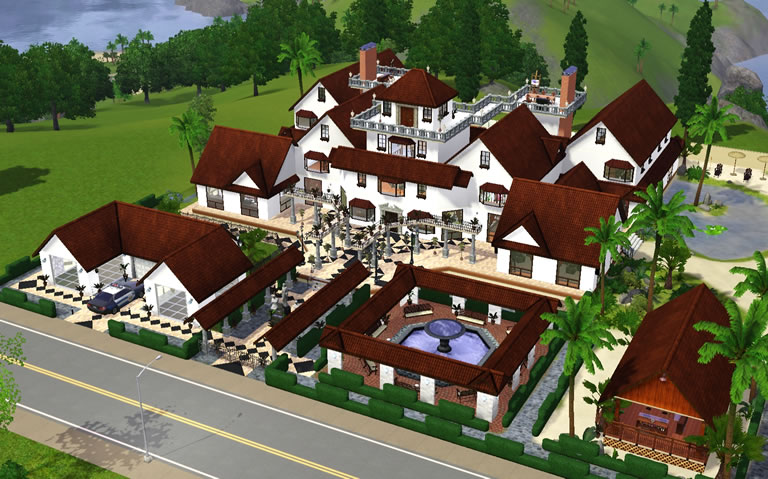 Sims 3 häuser von innen wohnzimmer  sims 3   Das Simversium