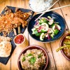 Vegan rijsttafel Sin Carne