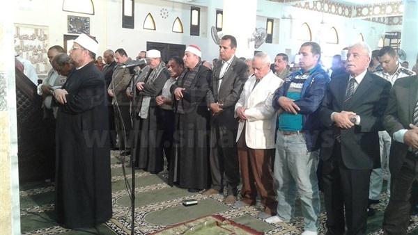 """اليوم.. محافظ جنوب سيناء يشهد الاحتفال بـ """"ليلة القدر"""""""