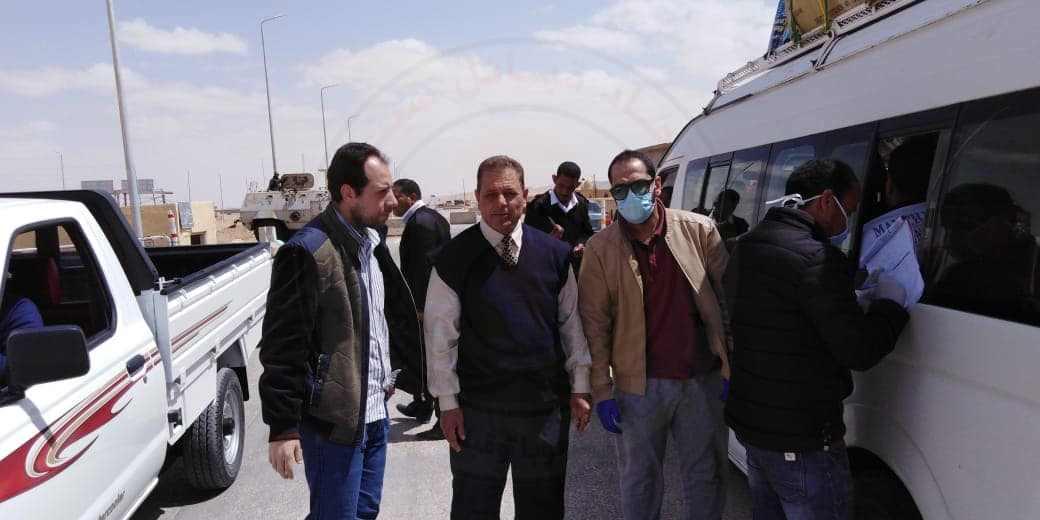 مركز مدينة نخل 1 - وكالة سيناء نيوز