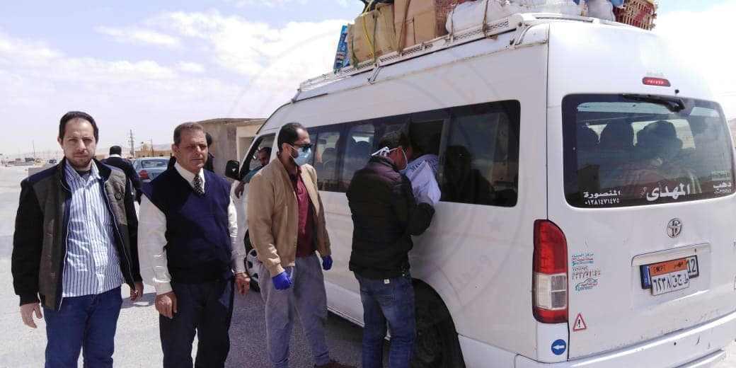 مركز مدينة نخل 4 - وكالة سيناء نيوز