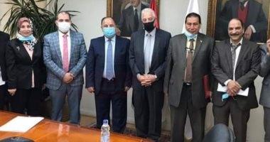 تفاصيل اجتماع الملايين الـ6 بين وزير المالية ومحافظ جنوب سيناء