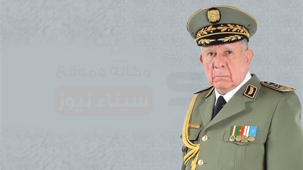 رئيس الأركان الجزائري يبدأ زيارة رسمية إلى روسيا