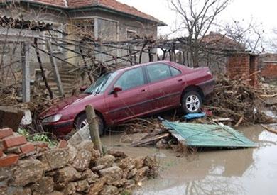 فيضانات جنوب شرق هولندا.. الخسائر تقدر بـ400 مليون يورو