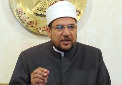 وزير الأوقاف: نبحث مع محافظ جنوب سيناء الاستعداد لافتتاح مسجد الروضة بالطور