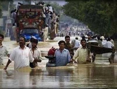 مقتل 5 أشخاص وفقدان أكثر من 30 آخرين بسبب الفيضانات في شمال الهند