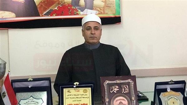 «خضر» رئيسا للإدارة المركزية لمنطقة جنوب سيناء الأزهرية