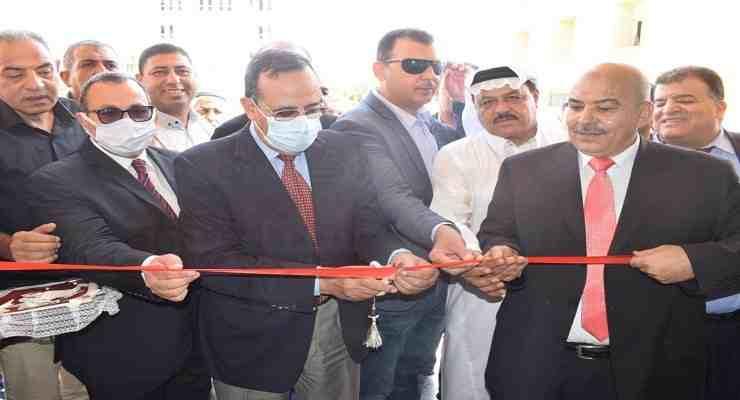محافظ شمال سيناء يفتتح عددًا من المشروعات التنموية بالشيخ زويد