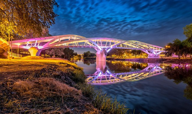 Puente Bimodal Zoológico
