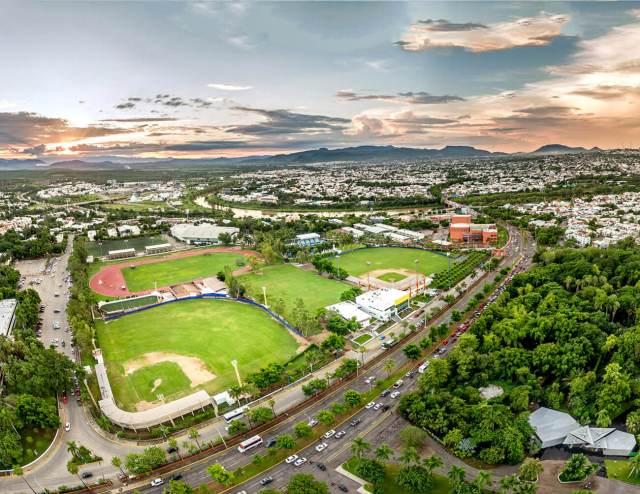 Campos Deportivos Ciudad Universitaria