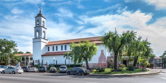 Parroquía de Santa Ines (Saint Agnes Parish)