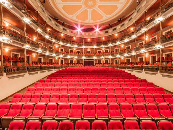 Teatro Angela Peralta in Mazatlán