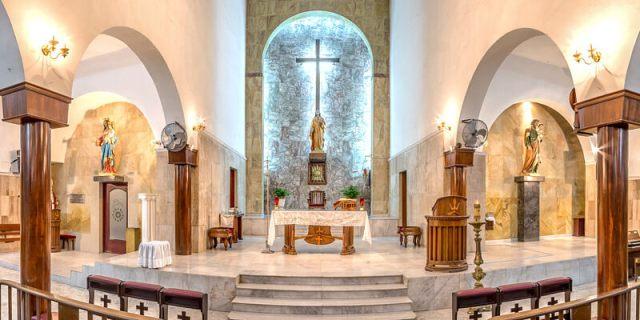 Parroquia del Sagrado Corazón de Jesús en Los Mochis, Sinaloa