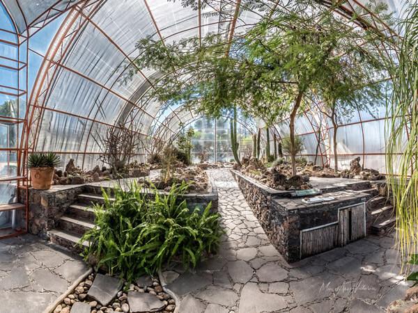 """""""El Charco del Ingenio"""" Botanical Garden"""