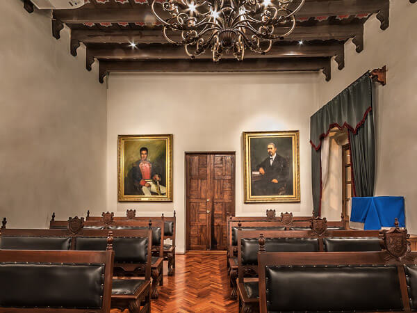 City council of San Miguel de Allende