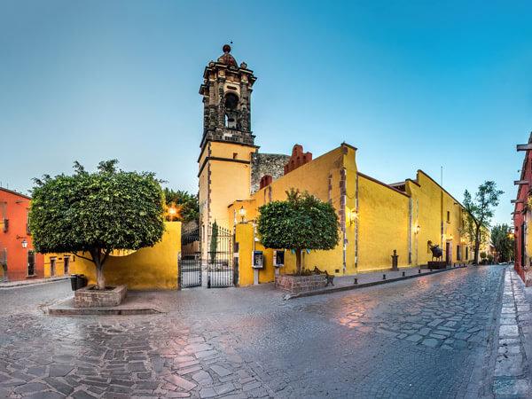 Templo de Las Monjas