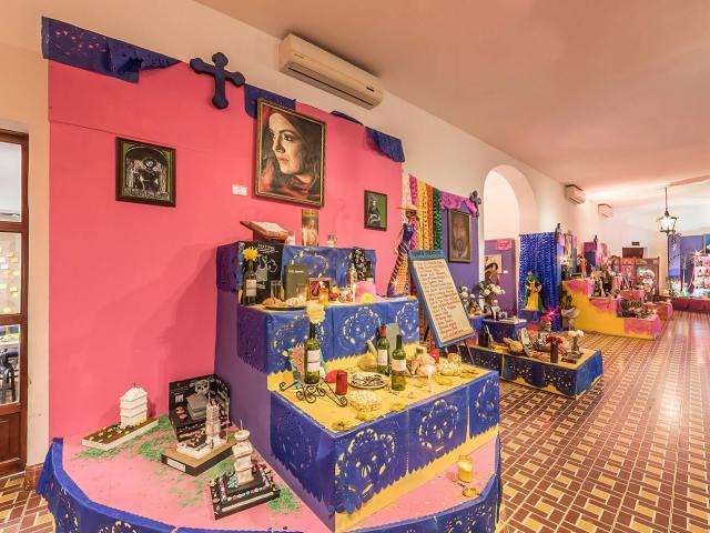Casa de la Cultura UAS