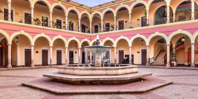 Palacio Municipal de El Fuerte, Sinaloa