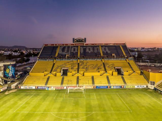Estadio Banorte de Los Dorados de Sinaloa