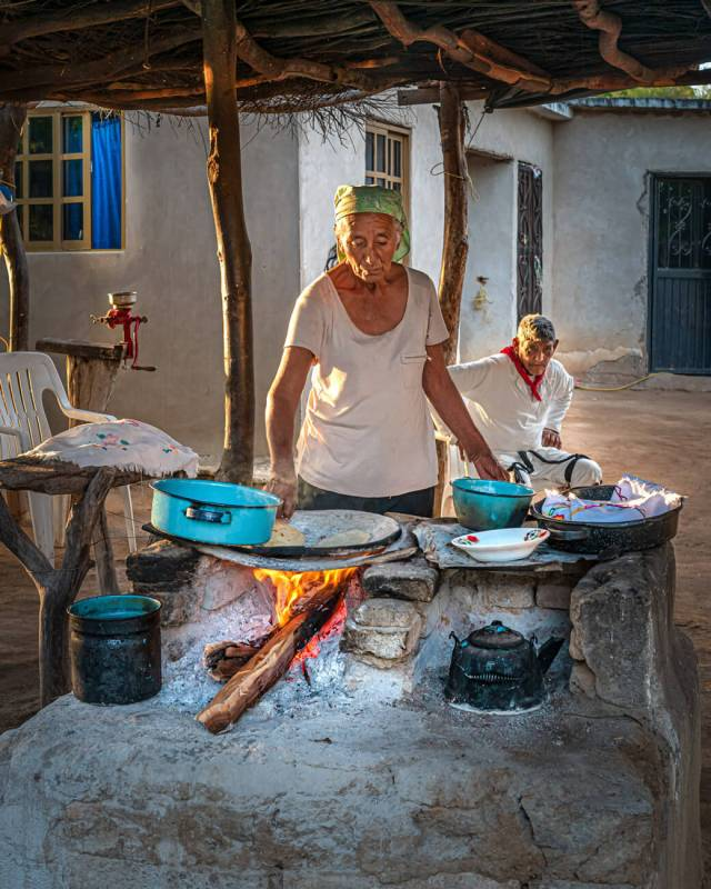 Comida tradicional Yoreme