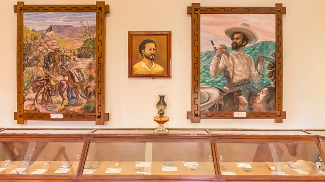 Museo de Minería e Historia de Cosalá