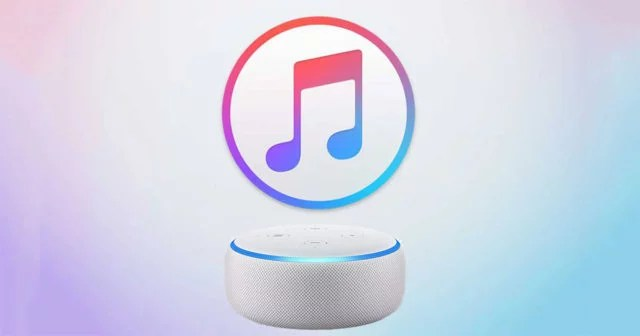 Amazon Echo ya tiene soporte para Apple Music