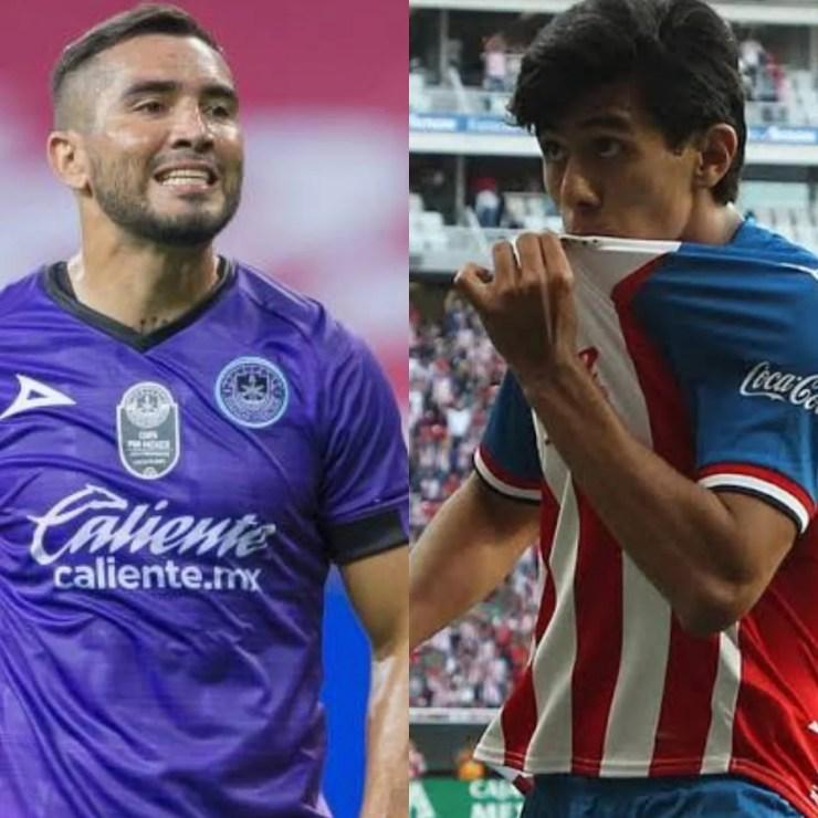 Mazatlán fc vs chivas